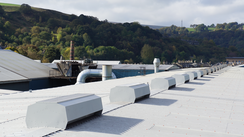 Mackridge Natural Roof Ventilator Mckenzie Martin Louvres