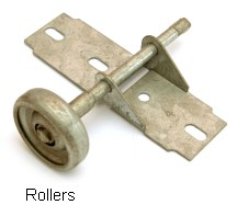 Original FIluma hinge and roller