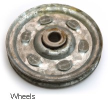 Shreave wheel Filuma original