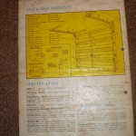 Original Fixing Instructions for Bolton Gate FIluma Doors